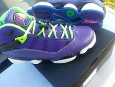 DS Nike Air Jordan Six 6 Rings Fresh Prince Bel Air size 11.5 #Jordan #BasketballShoes
