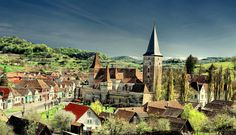 "Lonely Planet announced their ""Best in travel and the award for world's No. 1 region to see went to Transylvania, Romania. Planet S, Lonely Planet, Transylvania Romania, Plan Your Trip, World, Travel, The World, Trips, Viajes"