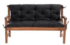 Garden Cushion Seater sofa Cushion for garden swing Pallet Cushions, Garden Cushions, Outdoor Cushions, Cushions On Sofa, Porch Urns, Porch Chairs, Swing Canopy Replacement, Replacement Cushions, Wooden Swing Set Plans
