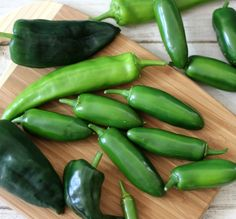 Caring and Storing for Peppers 101 - Learn how to store your peppers, how to get more off your plant, where to cut the pepper and some recipes on how to preserve your peppers.
