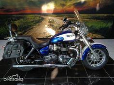 2012 Triumph America