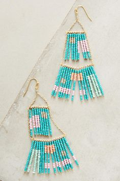 Albury Earrings | Anthropologie, Shopping and Jewel