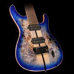 Ibanez Color Cubist 1:4 Scale Replica Guitar ~Axe Heaven~ JOHN PETRUCCI
