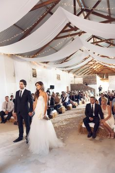 Beautiful carnival wedding at The Dairy Shed, Contermanskloof Farm.