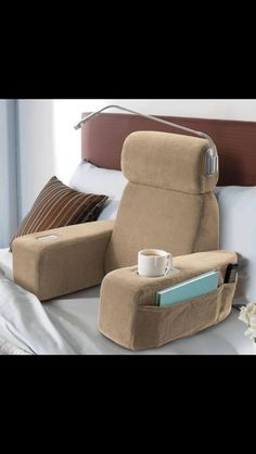 Bed arm chair