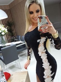 Franciele Perao I want her dress