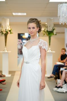 #Bridal Gown #Catherine #Elizabeth de Varga Exclusive Fashions - modelled by Connie Short <3 photgraphed by #Andrea Sproxton Photgraphy  www.devarga.com.au