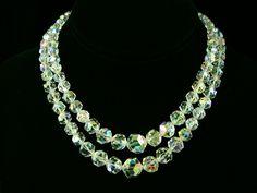 Corocraft Aurora Borealis necklace