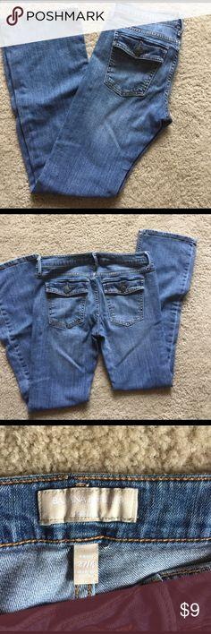 Banana Republic Jeans Banana Republic Boot Cut Fit Jeans. Size 27/4 Banana Republic Pants Boot Cut & Flare