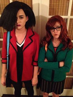 Prepare to give everyone deadpan looks and monotone answers the whole night. Source: Twitpic user katyperry