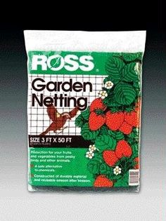 Netting - Pin it :-) Follow us :-)) zGardensupply.com is your Garden Supply Gallery ;) CLICK IMAGE TWICE for Pricing and Info SEE A LARGER SELECTION of netting at  http://zgardensupply.com/category/garden-supply-categories/garden-structures/netting/ - garden, gardening, gardening gear  -   BND 364142 EASY GARDENER – Ross Garden Netting 16440 « zGardenSupply