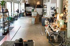 10 Food & Shopping hotspots you need to know in Stockholm - Concept Store Grandpa