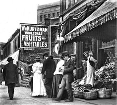 Detroit Central Market Original Archival by DigitalTraveler Flint Michigan, State Of Michigan, Detroit Michigan, Lake Michigan, Old Pictures, Old Photos, Vintage Photos, Vintage Menu, Iconic Photos