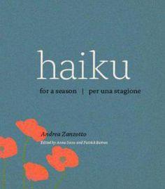 Haiku For A Season / Haiku Per Una Stagione PDF