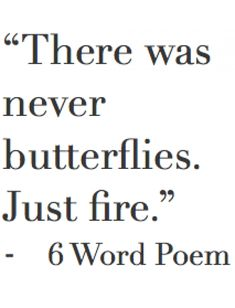Six word story 6 Word Stories, Six Word Story, Pretty Words, Beautiful Words, Words Quotes, Sayings, Heart Quotes, Qoutes, Under Your Spell