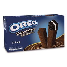 Oreo Wafers, Pringles Original, Blueberry Ice Cream, Muesli Bars, Home Food, Food Hacks, Pop Tarts, Biscuits, Snack Recipes