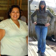 145 Pounds Lost: Leigh Anne Adopts a No Excuses Mentality #weightlossbeforeandafter1month
