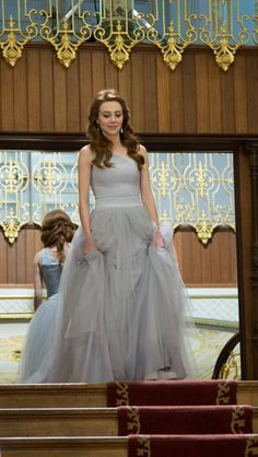 Girls Dresses, Prom Dresses, Wedding Dresses, Ponytail Girl, Elcin Sangu, Gray Eyes, Cute Couple Pictures, Western Outfits, Turkish Actors