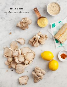 Oyster Mushroom Po'