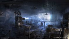Concept Arts do game Rise of the Tomb Raider | THECAB - The Concept Art Blog