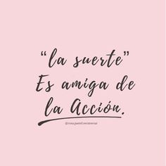 "Entre más trabajas por tus sueños más ""suerte"" tienes 🙌🏻💃🏻 #whoruntheworld #girlssupportgirls . . #monday #quotes #caption #motivationalquotes #motivational #lunes #frases #motivacion #adarle Inspirational Phrases, Motivational Phrases, New Quotes, Life Quotes, Cool Words, Wise Words, Positive Phrases, Sweet Words, More Than Words"