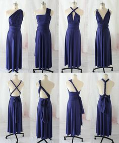 Infinity convertible bridesmaid dress by allweddingthings, $75.00