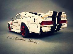 https://flic.kr/p/25fosc9 | 1967 Eleanor Mustang- chromed out rear end