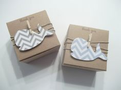 Items similar to 25 Whale Baby Shower favor box chevron animals inch eco friendly animal shower on Etsy Baby Shower Prizes, Baby Shower Niño, Baby Shower Brunch, Baby Shower Cupcakes, Baby Shower Balloons, Baby Shower Favors, Baby Shower Themes, Baby Showers, Baby Shower Activities
