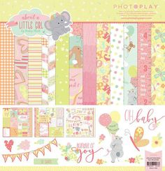 Photoplay -About A Little Girl- Collection Pack - Pre Order