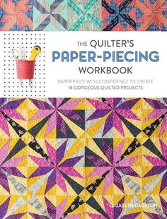 review: The Quilters Paper-piecing Workbook