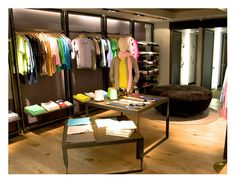 John Smedley Flagship Store - Brook Street, London