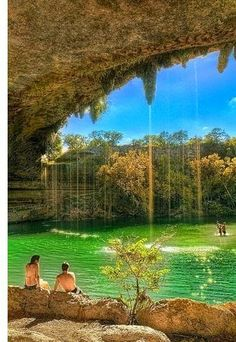 Dripping Springs Near Austin, Texas