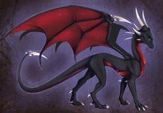 cynder the dragon | Cynder by cynder-dragon-spyro