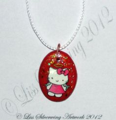 'Hello Kitty Angel pendant' is going up for auction at 12am Fri, Jul 20 with a starting bid of $20.