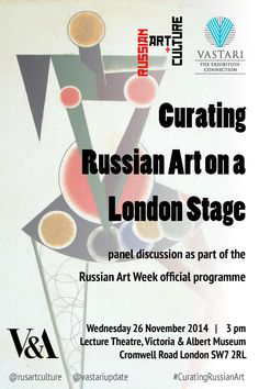 All friends and members of @Vastariupdate are looking forward to the opening event of the #RussianArtWeek!