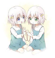 Chitose y chizuru Anime Love, Bebe Anime, Anime Girl Cute, Beautiful Anime Girl, Kawaii Anime Girl, Chibi Anime, Art Anime, Anime Art Girl, Manga Anime