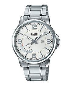 CASIO SIAM สยามคาสิโอ จำหน่าย นาฬิกาข้อมือ - MTP-E124D-7AV