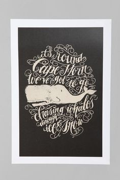 Jon Contino For Society6 Cape Horn Art Print