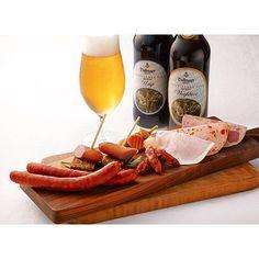 ドイツ・バイエルンに伝わるヴァイスビール。【ビール&ハム・ソーセージ詰合せ】