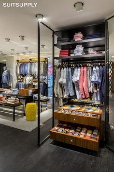 Shopping in NYC just got even better with our brand-new Suitsupply Shop-in-Shop at Bloomingdale's on 3rd Avenue.