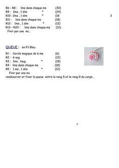 Crochet poncho 439945457349404044 - Fiche amigurumi : Le Chien – Elylou crochette Source by isadefig Crochet Amigurumi, Crochet Poncho, Crochet Motif, Amigurumi Patterns, Diy Crochet, Magic Circle, Beret, About Me Blog, Crochet Animal Amigurumi