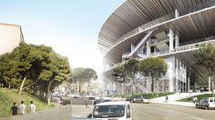 FC barcelona reveals video of new camp nou stadium