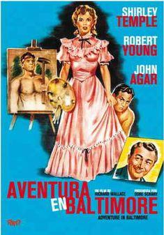 Aventura en Baltimore (1949) VOSE