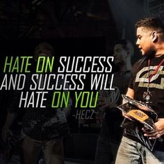 optic hecz hate on success and success will hate on you - Google Search
