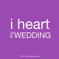 wedding sayings worth pinning no. 1  http://planningforever.com