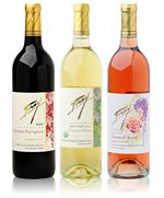 --Three-Bottle Frey Organic Wine Special. --Frey Organic Wines are Vegan and Gluten Free: No Animal or Gluten-Based Fining Agents Used. --No Sulfites (preservatives) added.