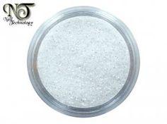 Glitter Powder Snow White : Nail Technology, Nagelprodukter för professionellt bruk!
