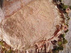 Normandy lingerie or hanky keeper