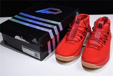 wholesale dealer 88b94 207fb adidas Dame 4 400 Degreez