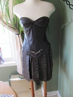 I was fortunate enough to get my hands on a corset made by the costume department for Renaissance Pictures that was a back-up for the show.  For years I wasn't able to wear it as I wasn&#8217…